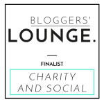 2015_ Bloggers Lounge_CHARITY AND SOCIAL finalist