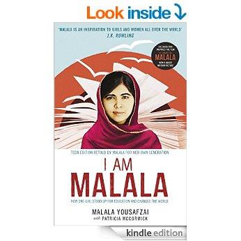I Am Malala_book cover