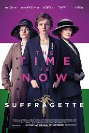 Suffragette film_Oct 2015