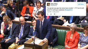 George Osborne on the GPG 2016 budget
